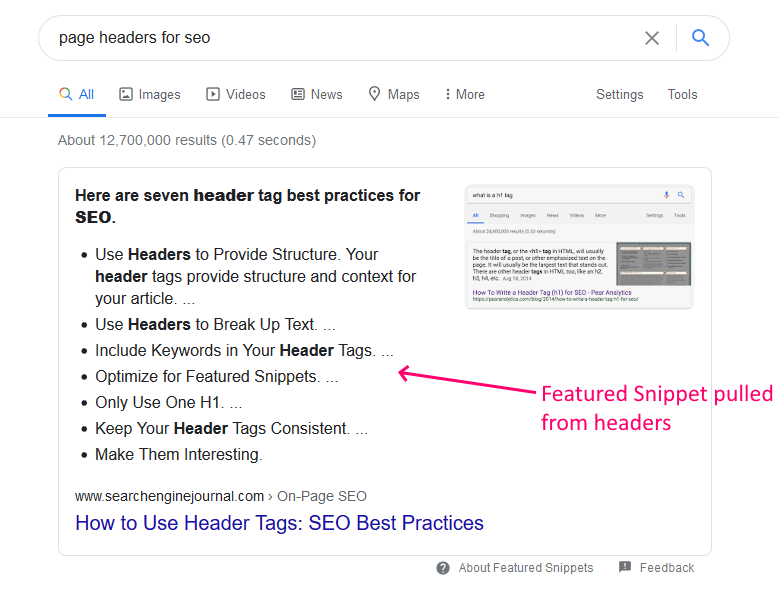 headings-for-seo-snippet